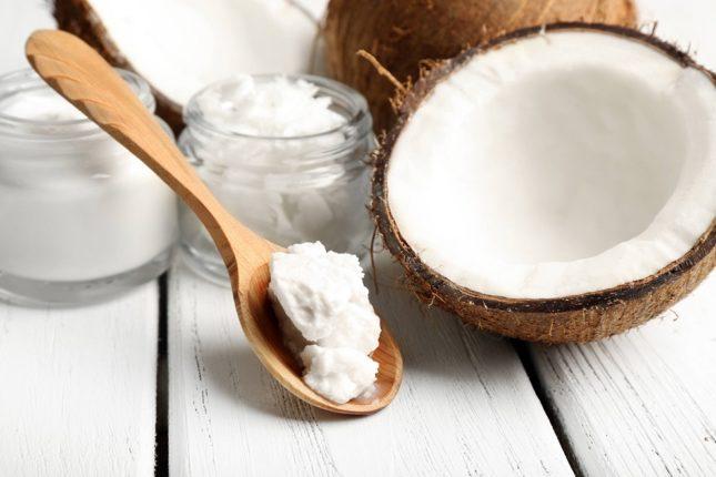 Olej kokosowy właściwości opis