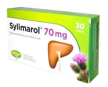 Sylimarol - Ostropest