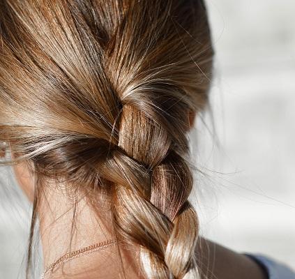 Olej lniany na włosy