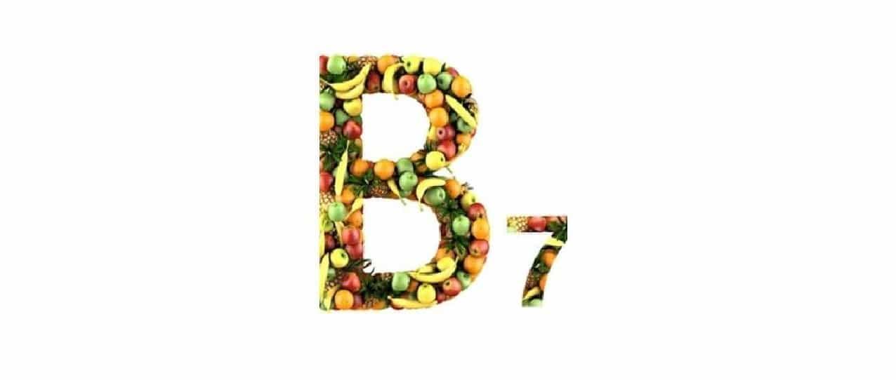 Witamina B7 - Biotyna